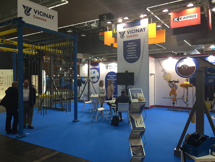 VICINAY CEMVISA: SUCCESS IN FERROFORMA 2017
