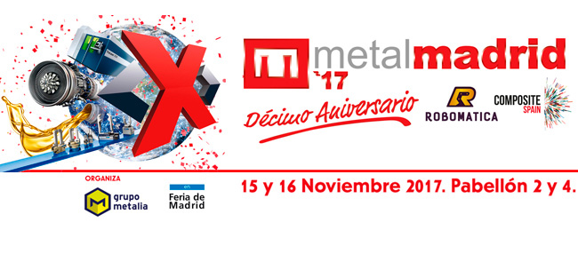 CEMVISA VICINAY AT METALMADRID 2017