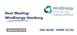 Wind Energy Hamburg 2018