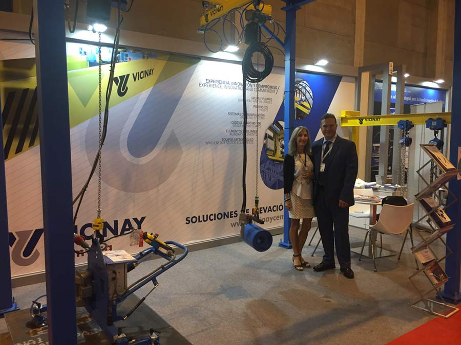 VICINAY CEMVISA at MetalMadrid 2018